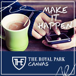THE ROYAL PARK CANVAS