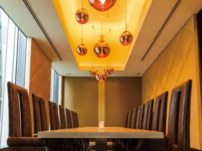 THE ROYALPARKHOTEL ICONIC TOKYOSHIODOME_HARMONY_Private room