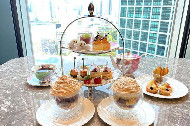 Afternoon Tea with SIROCCO